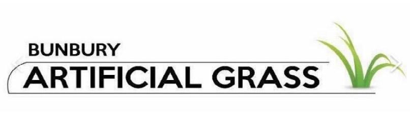 Bunbury Artificial Grass logo