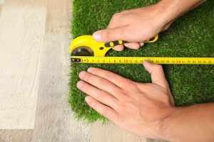 Installing your Natural Grass artificial lawn