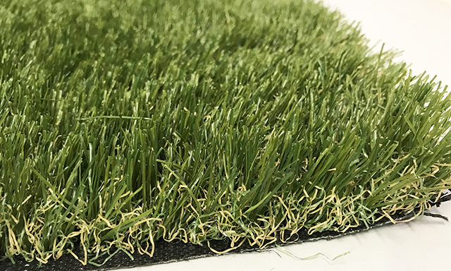 Artificial lawn Summer Green Blend close up