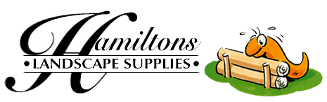 Hamiltons Landscape Supplies logo